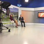Lourdes Valle na RBS TV Rede Globo